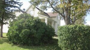 Acreage /heritage home/ investment property