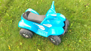 Rollplay Powered Quad ATV Kids Ride On Toy
