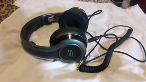 SMS Over-Ear Wired Street Headphones by 50 Cent DJ Pro Pauly