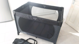 Travel Cot and Mattress
