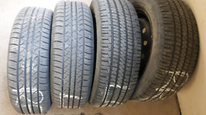 P185/65 r 14 All Season Tires