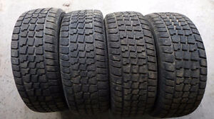 4 Avalanche winter tires on rims $350 OBO