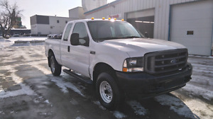 Ford f250 super duty extended cab