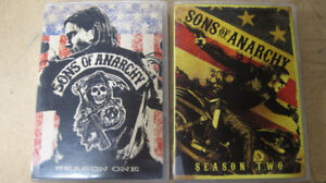 Sons of Anarchy - Seasons 1-5 (DVD)