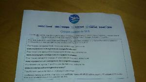 Certificat cadeau air miles valeur 50$