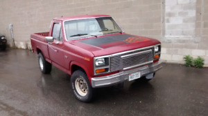 1984 Ford F-150 4X4