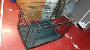 KONG wire crate, 2' x 2' x 3'