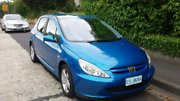 Peugeot 307 - 2003 XSe Glenorchy Glenorchy Area Preview
