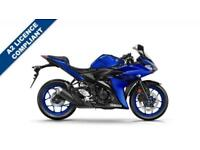 2017 YAMAHA YZF R3 **BRAND NEW 2017 MODEL** **RACE BLUE**