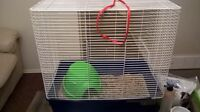 guineapig\hamster cage