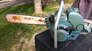 Chainsaw by Homelite Antique