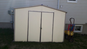 6 x 8 Shed