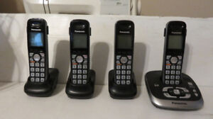EXPANDABLE DIGITAL CORDLESS ANSWERING SYSTEM