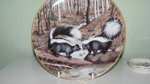 Collector plates, Many Vintage  Items