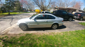 2000 BMW 323Ci for trade