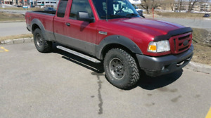 Ford ranger fx4 level 2