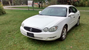 2005 BUICK ALLURE EX COND CERTIFIED