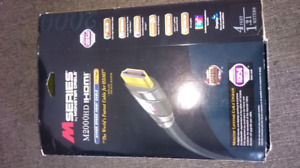 Monster M2000HD 4K HD 21 Gpbs High Speed HDMI Cable