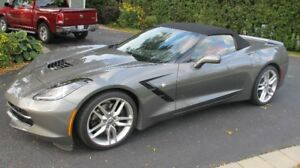 Corvette Stingray Convertible Z51 2015