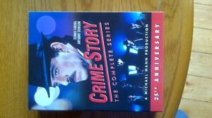 Crime story the complete series