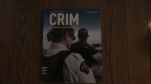 CRIM -Textbook (3rd Edition) Introduction to Criminology