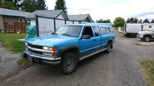 REDUCED!! 1995 chevy 2500 turbo diesel
