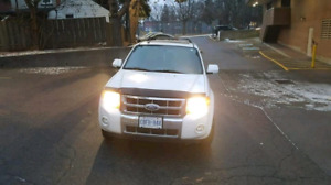 2008 ford escape limited edition 4wd