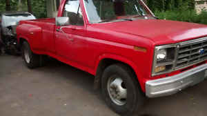 1980 Ford F350 Dually