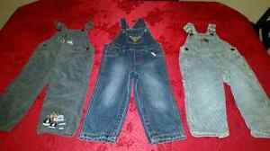 18-24 Month Overalls
