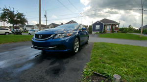 Civic lx 2013 poss. Transfer de bail 99$/2 semaine