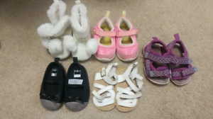 3-6 month shoe lot