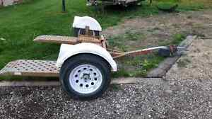 Towing car dolly or trailer 3500 axle