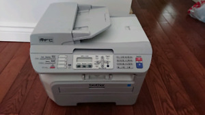 Brother MFC-7340 Fax Scanner Laser Printer All in One