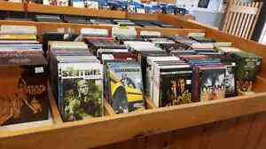 1000's of Blu-Rays+DVDs+CDS☆Buy 3 -get 1 Free!  551 Richmond St. London Ontario image 3