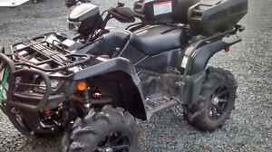 2015 Suzuki King quad still like new