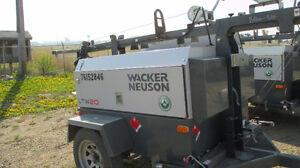 2012 WACKER LT20Z1 20KW LIGHT TOWER