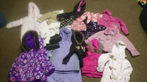 Tons of girls outerwear...moving and want to get rid of it!