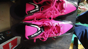 Size 10 Nike football shoes