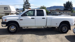 2007 dodge dually 3500 heavy duty 4x4