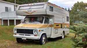 350 GMC motorhome from B.C.