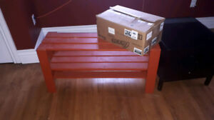Bench solid pine