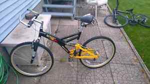 "Mountain Bike ""Giant Warp"" in excellent condition"