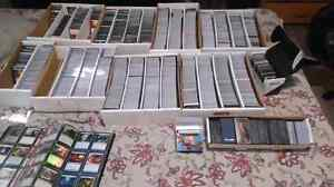 Lot of magic cards