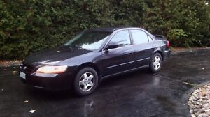 2000 Honda Accord V6 Quick sale!