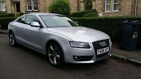 Audi A5 2.7 TDI FULL SPEC