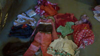 Girls 18 month clothing lot