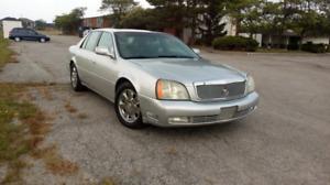 2003 Cadillac Deville 4.6L V8 $1500.°° OBO.