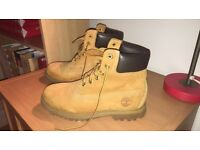 Timberlands female size