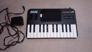 AKAI SYNTH STATION 25 FOR I PHONE