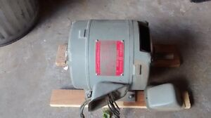 General Electric t.e.f.c Induction Motor